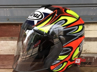 ARAI SZ-RAM 4 Edwards Tribute