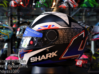 Shark Spartan Scott Redding Replica