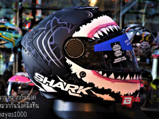 Shark Spartan Lorenzo White Shark