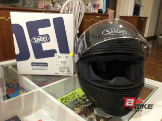 Shoei Z7 Matt Black