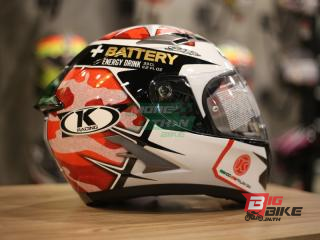 K-racing (KYT) Falcon Replica Esp